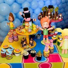 Uma festa com muitos detalhes e beleza para a Lavínia que a mamãe Mari preparou com muito carinho.  #mundobita  #bita #festamundobita