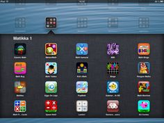 iPad opetuksessa Math Bingo, Math 2, Coding For Kids, Math For Kids, Math Tables, Ipad, Early Math, Teaching Math, Special Education