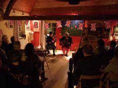 """Gestern abend htten wir ein tolles Konzert mit dem Duo  WATKIN""""S ALE !  Eine musikalische Reise durch 4 Jahrhunderte englischer  Musik - von Shakespeare... - Goldschmiede Norwin Vitten - Google+"""