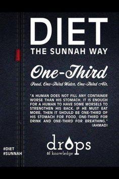 Sunnah Diet
