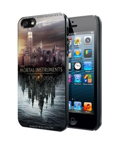 The Mortal Instruments City of Bones Samsung Galaxy S3/ S4 case, iPhone 4/4S / 5/ 5s/ 5c case, iPod Touch 4 / 5 case