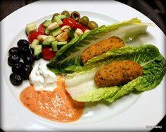 cookvalley - tanker om mad: Linse - Bulgur frikadeller - Mercimekli Köfte