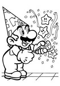 Top 20 Free Printable Super Mario Coloring Pages Online | Pinterest ...