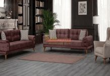 Sofa, Couch, Modern, Furniture, Home Decor, Settee, Settee, Trendy Tree, Decoration Home