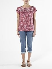 amelie flower top #myhappytravels and @whitestuff