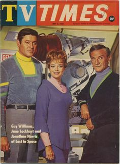 Lost in space...TV Times (Aust.)
