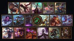 [League of Legends] Ionia Wallpaper by TheLadyClockWork on DeviantArt