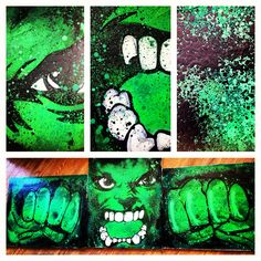 Hulk Smash by me