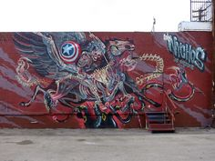 typo_graphicalLord @nychos in DTLA #streetiam Graffitii - http://streetiam.com/typo_graphicallord-nychos-in-dtla/