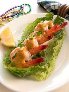 New Orleans Shrimp Remoulade
