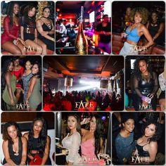 The sexiest Saturday night party. #SophisticatedSaturdays inside Club Fate.  #PartyFess #MiamiParties #browardnightlife #saturdaynightparty