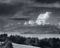 "Ansel Adams, ""Golden Gate Headlands."" From lushlight, unrealityblackandwhite & pianoimpro. "" "" """" """