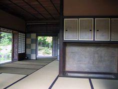 The first room of Shokin-tei, Katsura-rikyu, Kyoto, Japan