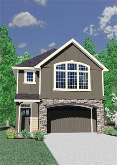 Traditional Style House Plans.