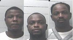 Extremely Sad! 3 Nigerians Jailed 235 Years In US For Financial Fraud