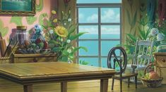 Studio Ghibli Movie: The Borrower Arrietty