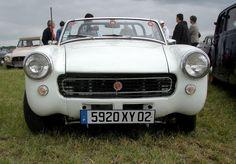 MG Midget 1970