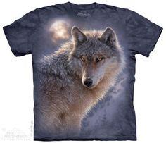 Adventure Wolf - T-shirt The Mountain