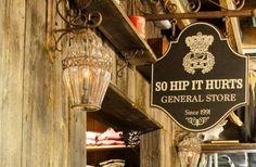 So Hip it Hurts Retail Sign | Danthonia Designs