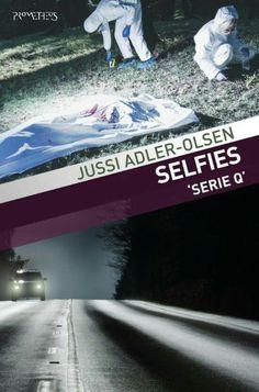 Jussi adler-olsen Qserie / Selfies Leest vlot, maar wel ongeloofwaardig.