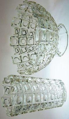 Bohemia Glass, Czech Glass, Art Deco, Art Decor