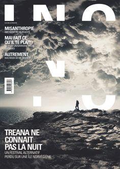 type-lover:  INO magazine by Lionel Melchiorre