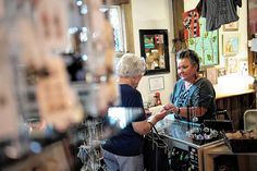 Mary B. Relotto will close her German Village gift shop at the end of the year, saying she can't devote as much time to the store as is necessary.