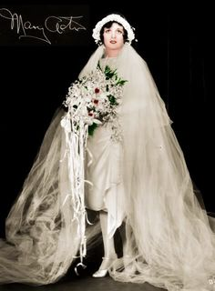 Spring Bride - Mary Astor