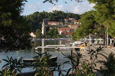 The beautiful Cavtat, Croatia Adriatic.hr