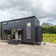 Pohutukawa Gallery - Tiny House Builders