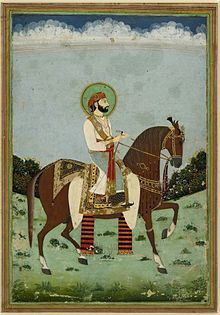 1 Maharaja Sawai Jai Singh II ca 1725 Jaipur. British museum - Jaipur - Wikipedia, the free encyclopedia History Of India, Art History, Jantar Mantar, British Museum, Jaipur, Light Decorations, Astronomy, 18th Century, Mythology