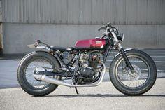 HEIWA MOTORCYCLE - | FTR223 006 (HONDA)