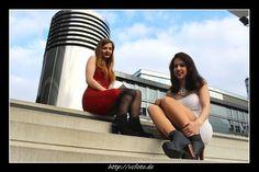 Katharina und Raquel - Klicken für originalgröße