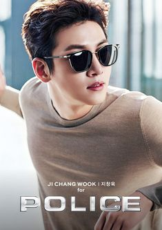 With all the dramas Ji Chang Wook does these days, playing a semi-bad guy – we're not in the least surprised that he was chosen and wish him all the best. Check it out! Ji Chang Wook Smile, Ji Chang Wook Healer, Park Hae Jin, Park Seo Joon, Korean Star, Korean Men, Ji Chang Wook Photoshoot, Yoo Ah In, Handsome Korean Actors