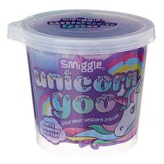 Smiggle Unicorn Goo - Shimmery Glittery Slime Purple Girls Stationery Hidden Toy | eBay