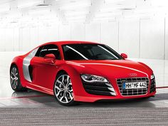 cars Audi vehicles Audi R8 red cars sports cars automobiles  / 1280x960 Wallpaper