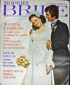 vintage bride magazine - Google Search