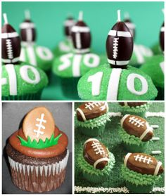 Cute for our Football party