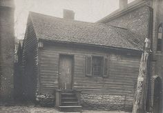 Old Slave House in Lexington, Kentucky