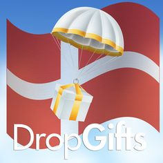 Velkommen til DropGifts!    www.dropgifts.it