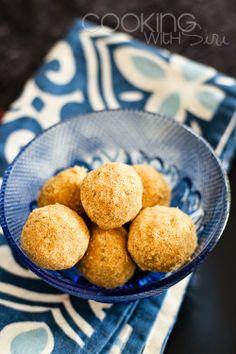 Cooking With Siri: F for Feni (Pheni) Besan Laddu (Shredded Vermicelli Chickpea Flour Ladoo) + 2-minute Feni Payasam Recipe
