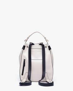07e202f7e48e Paradigm Vegan Leather Bucket Bag - Back In Stock
