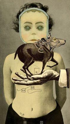 ☆ Collage Artist :→: Julia Lillard ☆