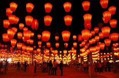 Beijing Lantern Festival.