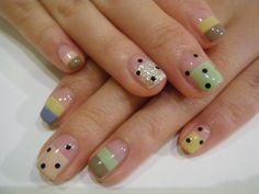 To know more about atelier+LIM handnail, visit Sumally, a social network that gathers together all the wanted things in the world! Featuring over other atelier+LIM items too! Asian Nail Art, Asian Nails, Gel Nails, Manicure, Kawaii Nails, Nail Polish Art, Nail Candy, Creative Nails, Stylish Nails