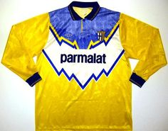 Parma Third - CLASSIC for sale football shirt 1991 - 1992