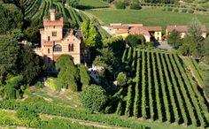 Itinerari del vino: Franciacorta, Brescia