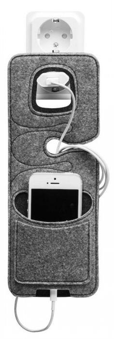 Uchwyt na telefon (na czas ładowania) Sagaform