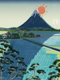 Can Japan Recapture Its Solar Power?  Tatsuro Kiuchi