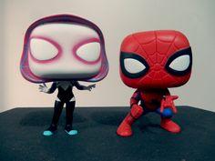 Spiderverse - Funko Pop